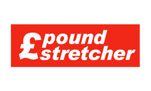 Poundstretcher Logo